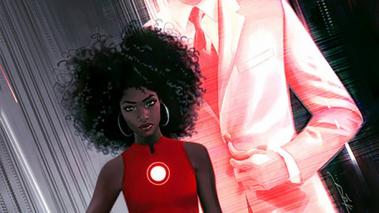 15-годишната Рири е поредното лице на новата комиксова вълна на Marvel - в която супергероите вече не са единствено бели мъже, а млади цветнокожи момчета и момичета от различни етноси и религии
