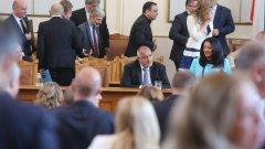 Корнелия Нинова обвини управляващите, че изолирали преиздентството от председателството