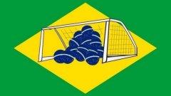 Новото знаме на Бразилия