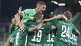 Лудогорец продължава напред в Европа след нова победа над шампиона на Беларус