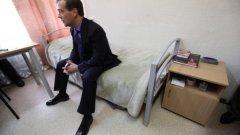 Дмитрий Медведев на посещение в общежитието на Университета за дружба между народите, ковачница за управленски кадри за страните от соцблока