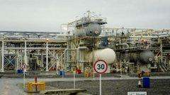 """По газопровода в бъдеще трябваше да потече азерският газ от находищата в Каспийско море по """"Южния газов коридор"""" за страните от Европейския съюз, включително за България"""