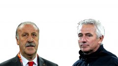 Ван Марвайк и Дел Боске само на пръв поглед не си приличат