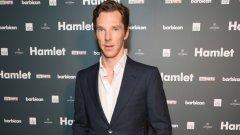 """Според голяма част от критиците играта на Къмбърбач в """"Хамлет"""" е феноменална"""