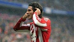 Марио Гомес вкара петия си гол за сезона в Бундеслигата, но не успя да помогне на Байерн (Мюнхен) да спечели срещу Борусия (Мьонхенгладбах)