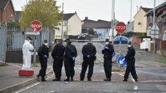 """""""Нова ИРА"""" пое отговорност за убитата журналистка в Северна Ирландия"""