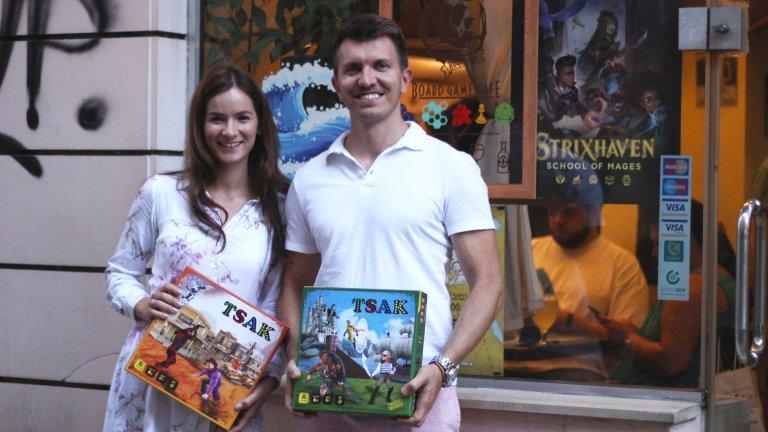 Говорим си за новото и старото в игрите със създателите на ЦАК - Константин и Кристияна