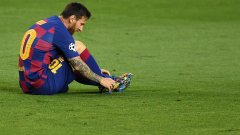 Ако това беше последният гол на Меси за Барселона, то той бе брилянтен (видео)