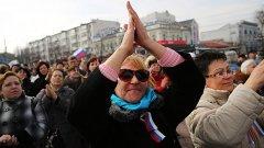 Декларацията е важна за присъединяването на Крим към Руската федерация