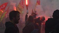 Протестите ще засегнат също така училища, болници, рафинерии и бензиностанции