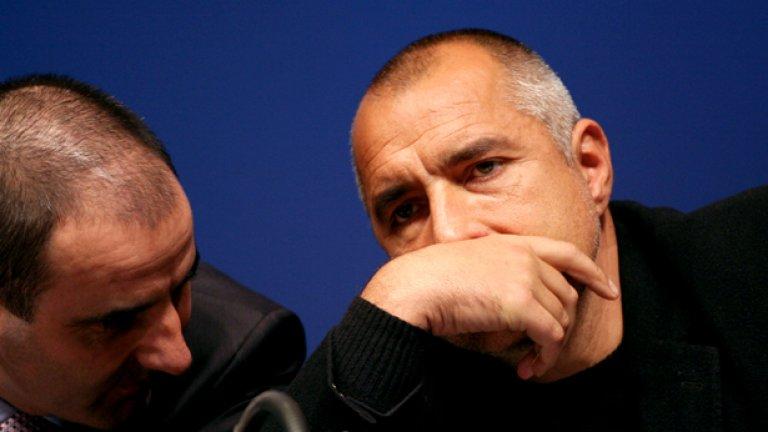 Българските спецслужби засекли договорки за убийството на премиера Бойко Борисов...
