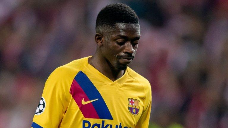 Дембеле е убеден, че ще се докаже в Барселона.