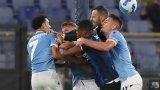 Скандал донесе обрата на Лацио в дербито срещу шампиона