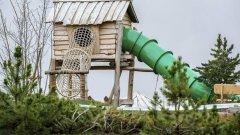 Как съседите забраниха на Федерер да вдигне ограда и събориха 3-метровата детска пързалка в двора му