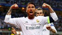 Серхио Рамос отново вкара във финала и си заслужи място в Идеалния отбор за сезона в Шампионската лига...