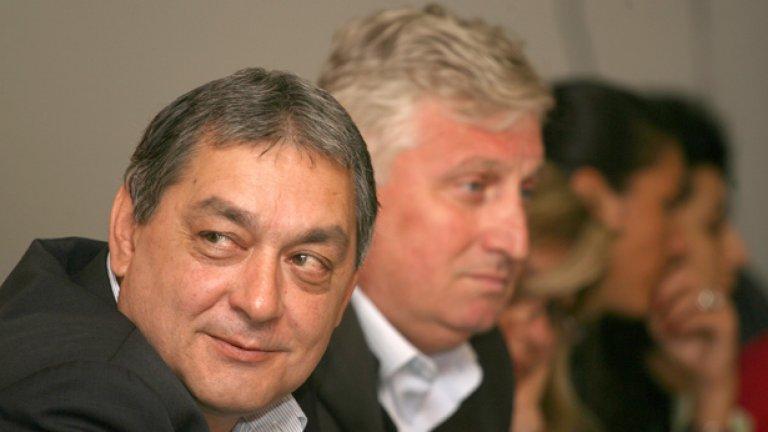 Крайно време е министър Дянков да пътува зад океана, заяви председателят на Българския лекарски съюз Цветан Райчинов
