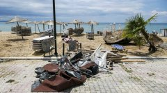 Няколко бури към гръцко, няколко към турско и Черноморието ще се пръска по шевовете.