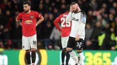 Рууни се стара много, но Дарби нямаше класата да се противопостави дълго на Юнайтед