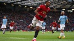 Антони Марсиал се превърна в герой за Юнайтед