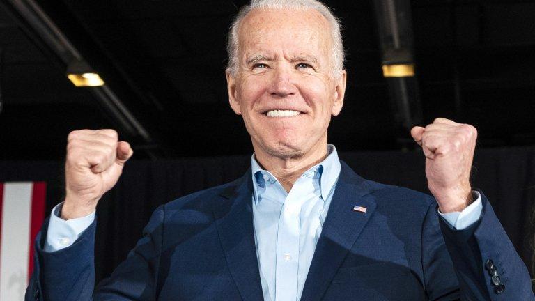 Това го прави първият кандидат за президент на демократите от 28 години насам, който печели щата