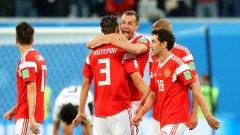 Дзюба вкара втория си гол на Мондиал 2018 и оправда титулярното си място, а Русия отново показа добра ефективност пред гола и вече може да се готви за осминафиналите