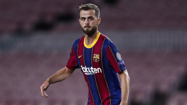 Барселона иска да изгони и Пянич
