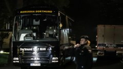 Три експлозии по пътя на автобуса с играчите от Борусия Дортмунд