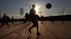 Футболът е единственият лъч на надеждата за Сиудад Хуарес