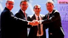 Те решават за новите и управляват съдбата на клуба