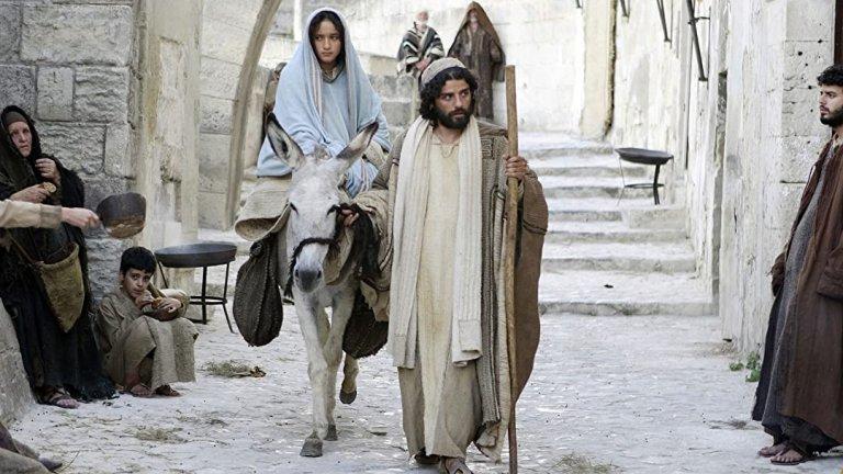 """Какво е Коледа без филм за Рождество Христово? Именно такъв е """"Рождество"""" с Оскар Айзък. Колкото и ниски да са очакванията ви за филми от този тип, този успява да подмине и тях по пътя към дъното"""