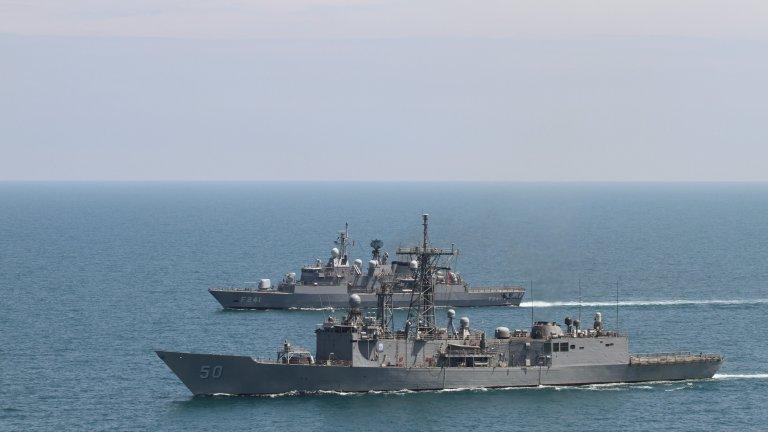 Инцидентът е станал в Черно море
