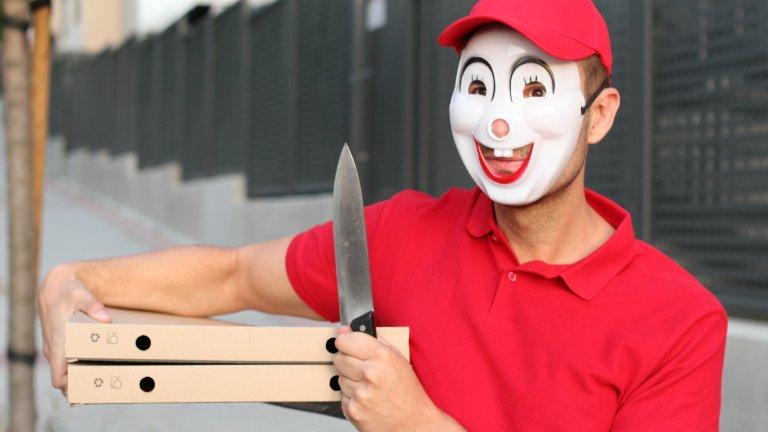 Един белгиец е пред психически срив заради мистериозно изпратени към него пици