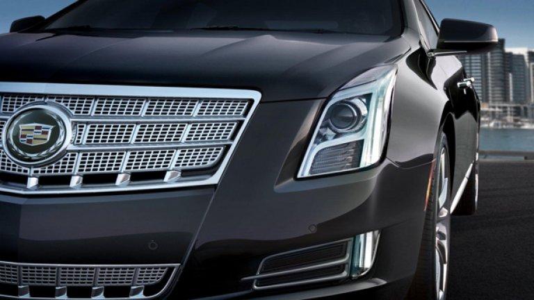 Дизайнът на Cadillac се модернизира