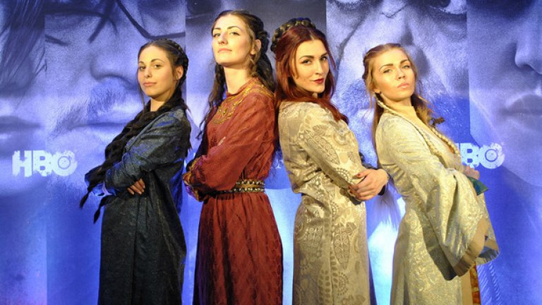 На 13 април в София се състоя официалната премиера на V-ти сезон на Game of Thrones