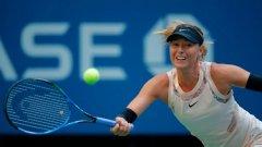 Следващата съперничка на Шарапова ще е 139-ата в световната ранглиста София Кенин от САЩ.