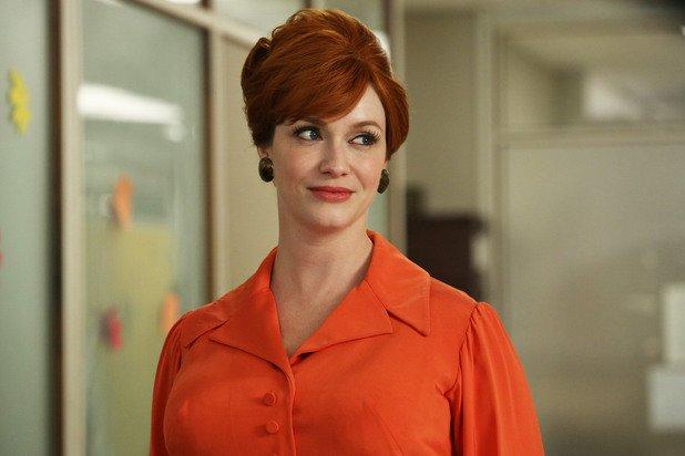 Кристина Хендрикс Червена коса, големи търди, мръснишки поглед, червено червило, ретро прическа и цигарен дим – всичко това е Кристина Хендрикс. Звездата й изгря на малкия екран в сериала Mad Men, което я направи веднага най-харесваната червенокоса жена в тв ефира, най-сексапилната жена за 2010-а и разбира се, любимата ни секретарка... и актриса