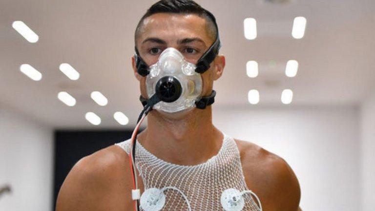 През миналата година тестовете на Кристиано Роналдо отчетоха, че организмът му е като на 23-годишен. Малко от футболисти обаче могат да се похвалят с подобно здравословно състояние.