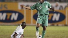 Джей Джей Окоча - един от най-талантливите футболисти, които Африка е раждала