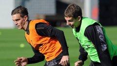 Червена афера: Агер привлече в тима си бивш съотборник в Ливърпул