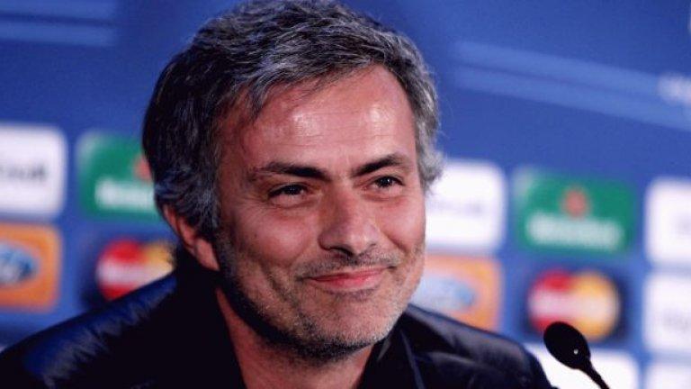 """Завръщането на """"Стамфорд Бридж"""" ще е специално за """"Специалния"""" Жозе Моуриньо"""