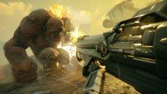 Rage 2  PC, PS4, Xbox One 14 май  Голямото завръщане на Rage наближава, а постапокалиптичният свят никога не е изглеждал толкова добре. Нищо добро не чака човечеството в бъдещето, ако се вярва на повечето видеоигри, или най-малкото на тези, издавани от Bethesda. В случая с Rage, огромен астероид превръща в руини човешката цивилизация. От тези руини обаче трябва да стартира прераждането на една от най-недооценените игри в последното десетилетие. Оригиналната Rage на легендарните id Software беше доста прилично заглавие, което просто се изгуби в потока силни игри в края на предното конзолно поколение. Сега Rage 2 е разработвана съвместно от id и Avalanche Studios, но иначе запазва основната идея, смесвайки престрелки, битки с превозни средства и изследването на една огромна карта. Освен това студиото обещава да развива Rage 2 с продължаваща поддръжка през годината. Не, това не е рецепта за оригинален геймплей, но е рецепта за страхотно забавление, в което ще комбинирате огнестрелните оръжия със специалните умения на героя си.