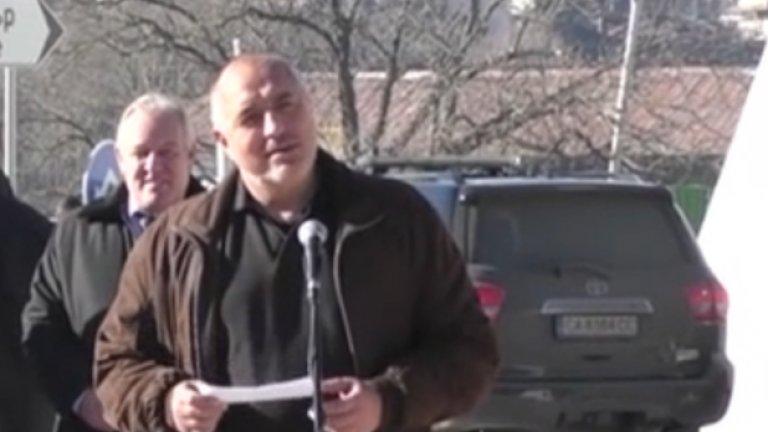 Бойко Борисов: Тепърва ще има битка