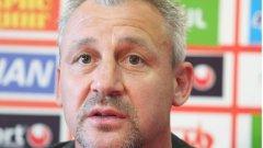Павел Дочев може да бъде сменен като треньор на ЦСКА