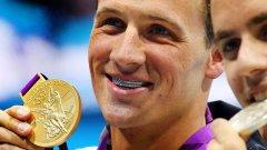 Олимпийският шампион Раян Лохте има забележителен апетит