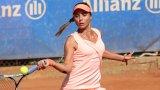 Най-добрата българска тенисистка даде положителна проба за COVID-19