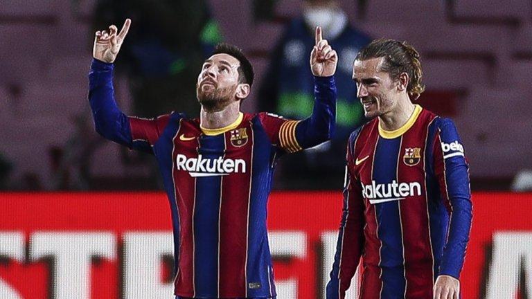 Голям страх в Барса за мача, след който може да оглави Ла Лига