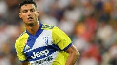 Роналдо няма да напуска Юве, Алегри му е отредил нова роля