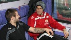 Пътуването на ЦСКА с влак до Микрево се превърна в изкуствена драма