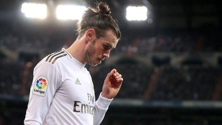 Реал е готов да продаде Бейл на безценица, отново се заговори за негов трансфер в Юнайтед или Тотнъм