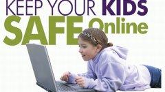Осигурете безопасност на децата си онлайн